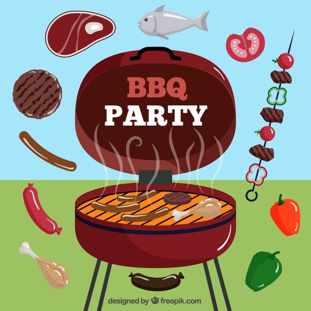 Zomerstop-en-American-BBQ-party